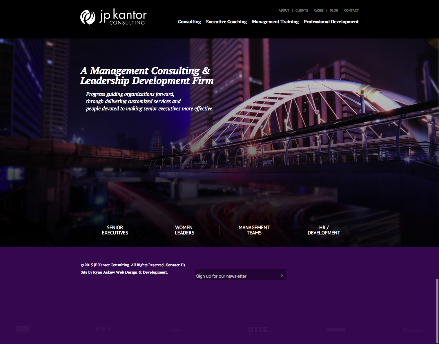 JP Kantor Consulting Homepage