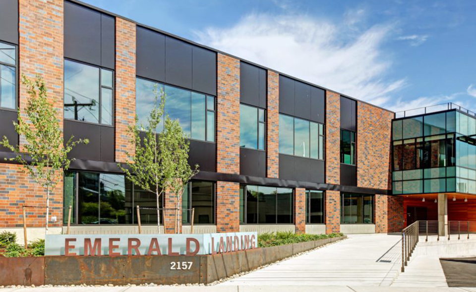 Emerald Landing is an architecture project by Costigan Integrated